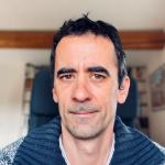 Portrait of Dr. Sylvain Deville